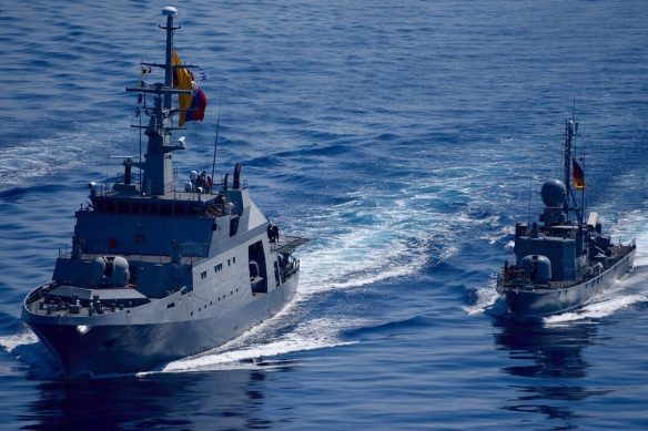 OPV Colombia 1