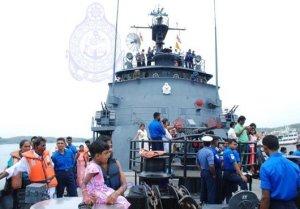 SLNS-SamuduraSriLanka