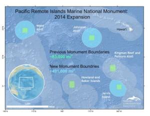 Pacifci Marine Reserve
