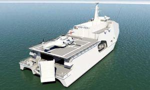Austal 80 meter Multi-Purpose Vessel