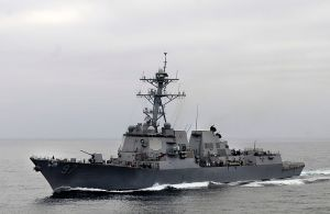 800px-US_Navy_110918-N-BC134-014_The_Arleigh_Burke-class_guided-missile_destroyer_USS_Halsey_(DDG_97)_transits_the_Pacific_Ocean