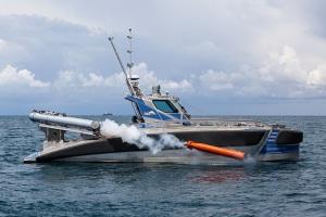 Seagull_torpedo_trial_1