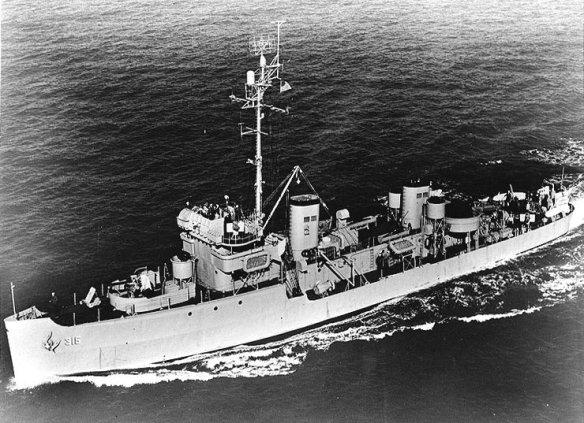 Auk class minesweeper