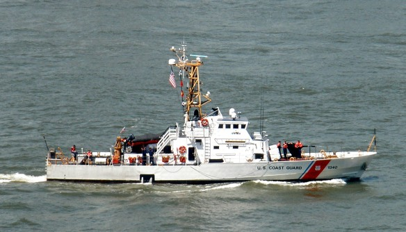 110 foot WPB USCGC Jefferson Island