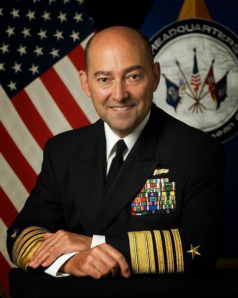 Retired ADM James G. Stavridis, Former Commander SOUTHCOM, EUCOM and SACEUR