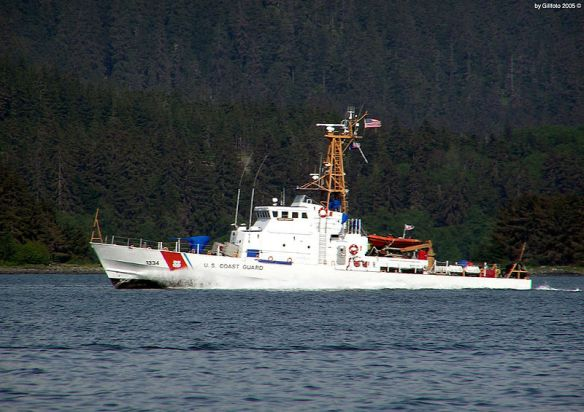 USCGC LIBERTY (WPB 1334), Credit to Gillfoto, 23 November 2012