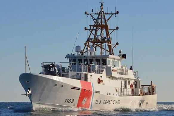 USCGC Kathleen Moore (WPC-1109)