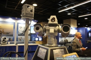 Mk20 mod1 Electro Optic Sensor System (EOSS)