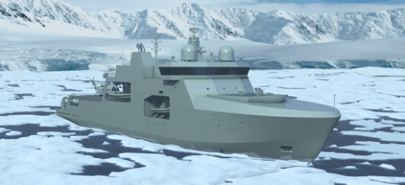 VARD 7-100 ICE, the Canadian AOPS