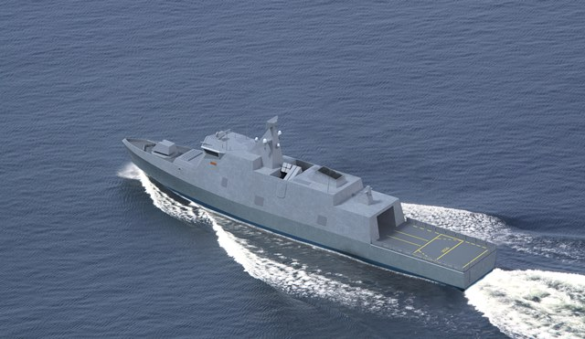 A Trend: the Nexus of Missile Boats, Corvettes, and Patrol