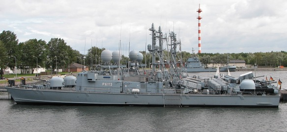 Schnellboote_Albatros-Klasse