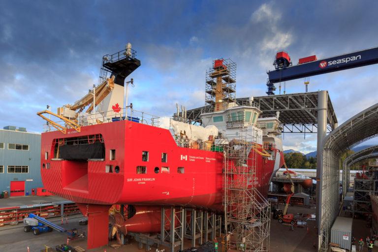 Canada S Coast Guard Construction Plans Chuck Hill S Cg Blog