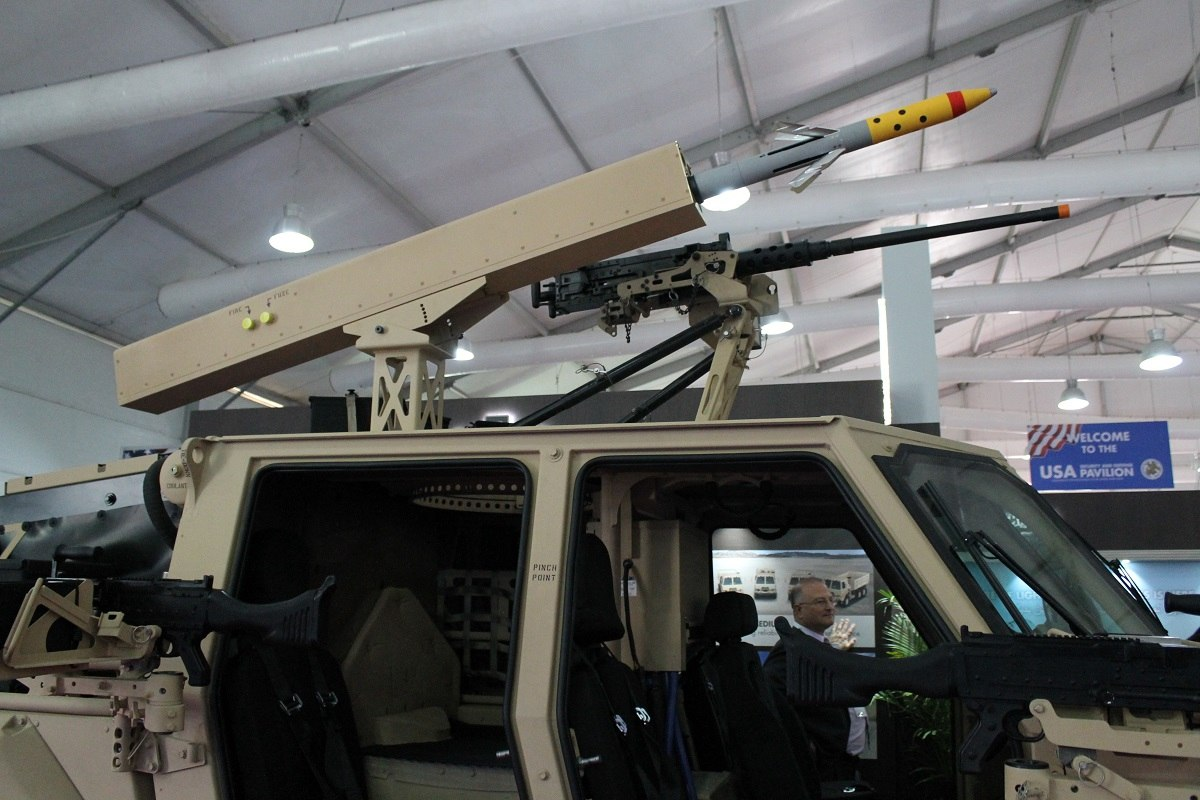 Fletcher/APKWS, a Pocket Missile System, Made in America | Chuck