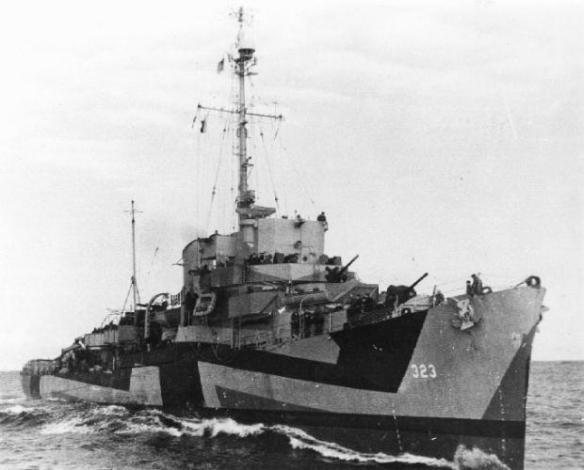 USS Pride DE-323
