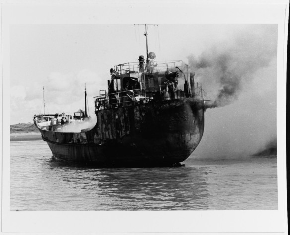 Vetnamese Trawler